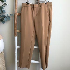 Banana Republic Camel Dress Pants Trousers